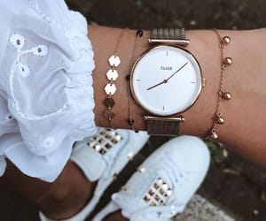 accesories, style, and watch image