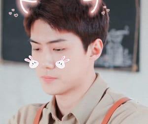 Chen, kai, and exo theme image