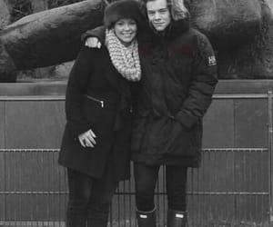 Harry Styles and anne twist image