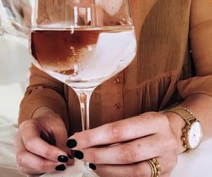 beautiful, drinks, and girl image