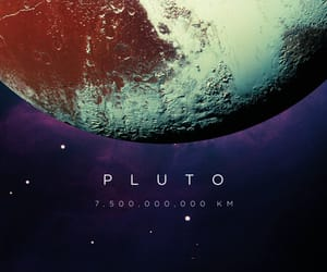 astronomia pluto universo image