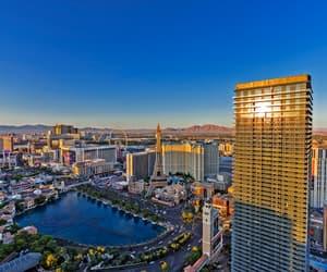 city, Las Vegas, and Nevada image