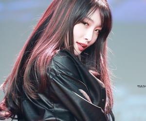 korean, chungha, and kpop image