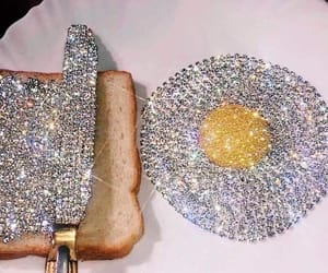 diamond, aesthetic, and food image
