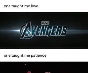 Avengers, Marvel, and memes image