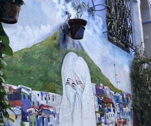 authentic, chefchaouen, and blue image