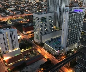 buildings, cityscape, and Miami image