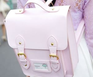 bags and pink image