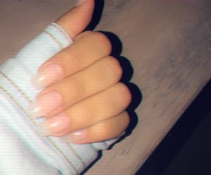 aesthetic, tumblr, and hands image