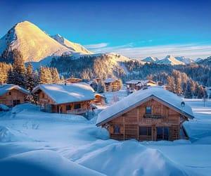 alpine, holidays, and mountain image