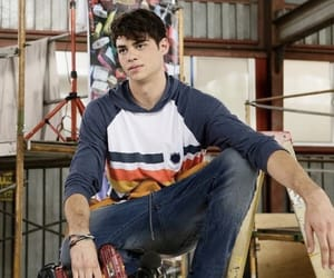 noah centineo and the fosters image
