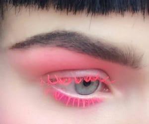 aesthetic, eyeshadow, and makeup image