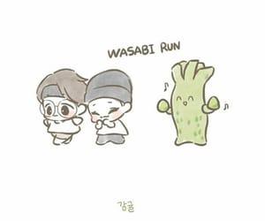 Chen, exo chibi, and exo image