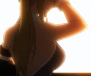anime, anime girl, and lucy heartfilia image