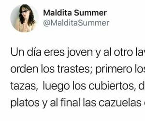 frases, español, and humor image