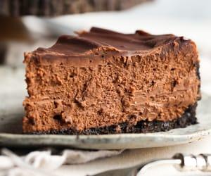 baking, recipe, and cheesecake image