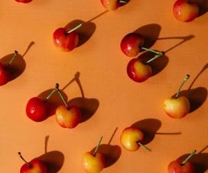 cherries, cherry, and cool image