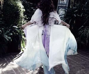 dress, music, and stars dance image