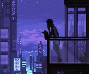 alone, beautiful, and wind image