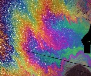 aesthetic, rainbow, and aesthetics image