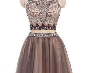 prom dress, short homecoming dresses, and homecoming dresses image