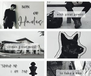 aesthetic, percy jackson, and trials of apollo image