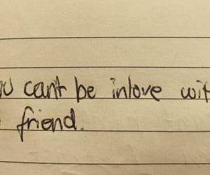 heartbreak, friends, and inlove image