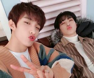 jun, lee chan, and seungkwan image