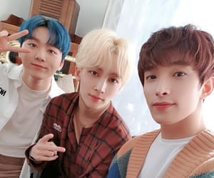 Seventeen, mingyu, and seungcheol image