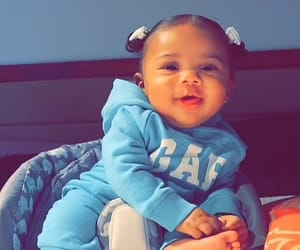 baby, blue, and goals image
