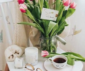 flores, flowers, and jardín image