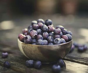 berries, food, and health image
