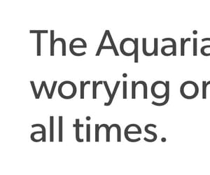 aquarius, astrology, and true image