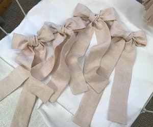etsy, linenbedding, and sash bows image
