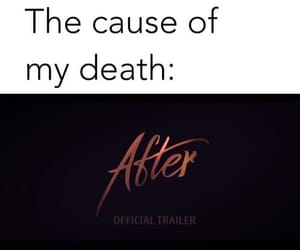after, after movie, and hessa image