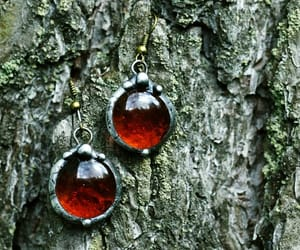 beautiful, boho, and drop earrings image