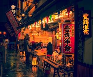 china, lanterns, and places image