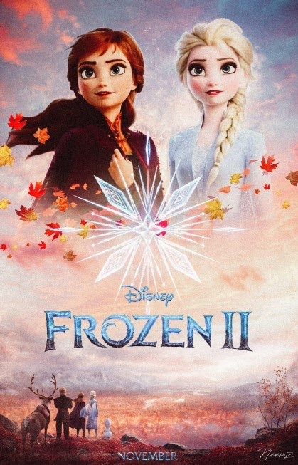 disney and frozen 2 image