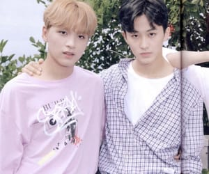 mark lee, markhyuck, and nct image