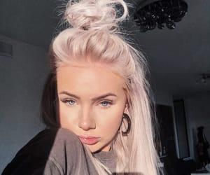 blonde, sweden, and girls image