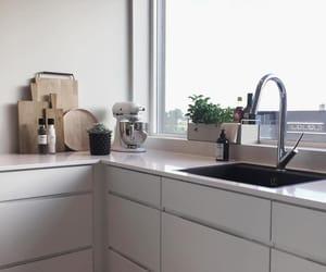 Blanc, maison, and cuisine image