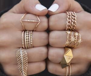 bague, bijoux, and jewelry image