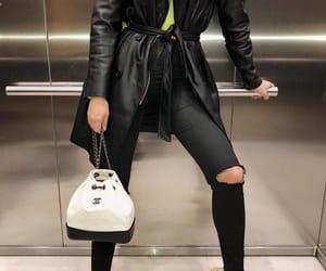 aesthetic, backpack, and Balenciaga image