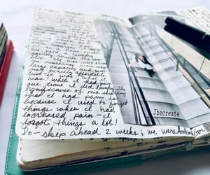 journaling, journals, and tumblr image