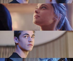 after, hero fiennes-tiffin, and aftermovie image