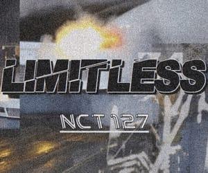 limitless, nct gif, and nct 127 image