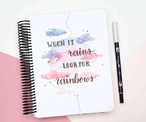 quotes, writing, and bujo image