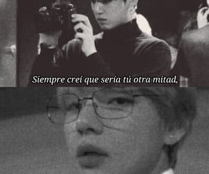 frases, tumblr, and vkook image