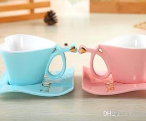 blau, Kaffee, and liebe image