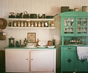 cozy and kitchen image